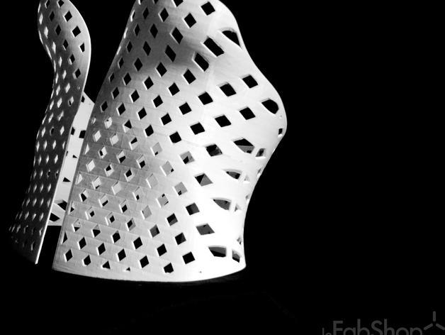 3D打印束身衣 3D模型  图9