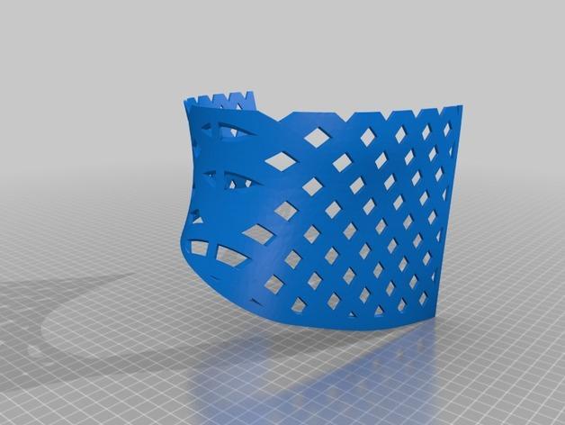 3D打印束身衣 3D模型  图12
