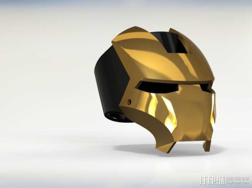 钢铁侠戒指 3D模型  图8