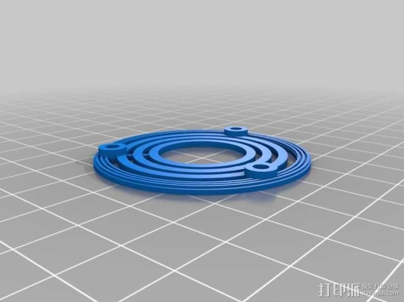 电影《钢铁侠》反应堆 3D模型  图3