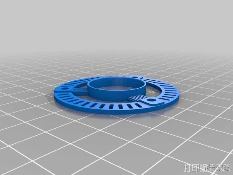 电影《钢铁侠》反应堆 3D模型  图4