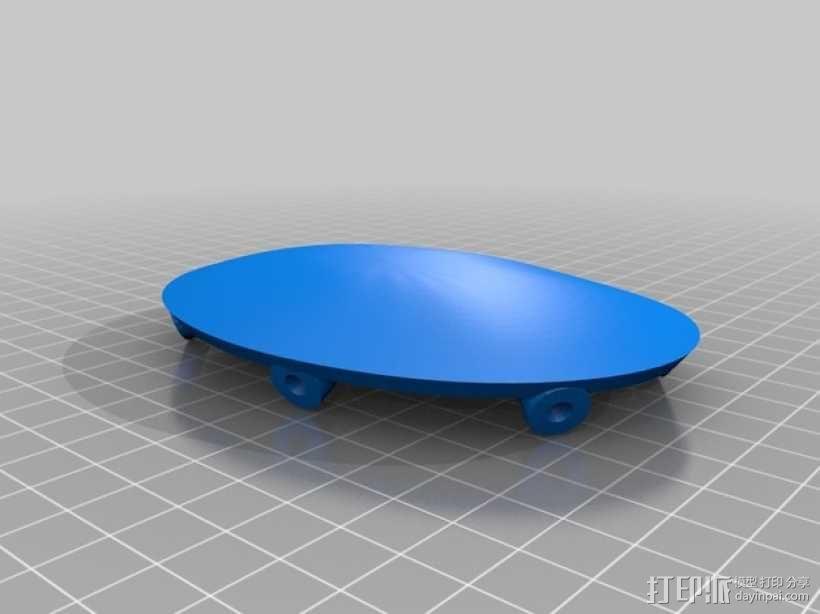 """""""傻瓜朋克""""乐队头盔 3D模型  图18"""