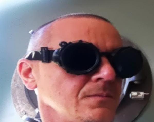 带有滤光镜功能护目镜 3D模型  图4