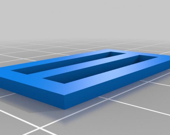 带有滤光镜功能护目镜 3D模型  图8