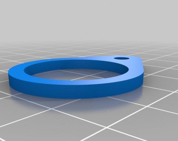 带有滤光镜功能护目镜 3D模型  图9
