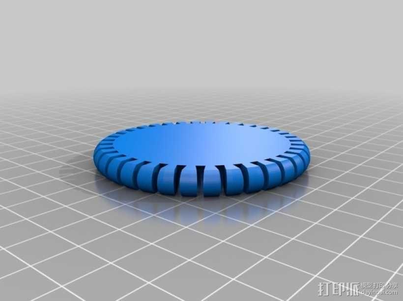 定制化圆形手镯 3D模型  图5