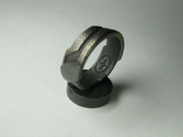 Tron戒指/指环 3D模型  图5