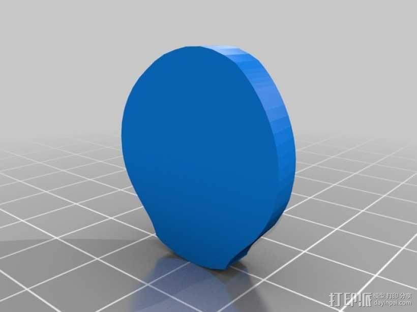 动画《探险时光》泡泡糖公主皇冠 3D模型  图8
