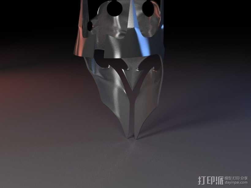 游戏《魔兽世界》巫妖王王冠 3D模型  图3