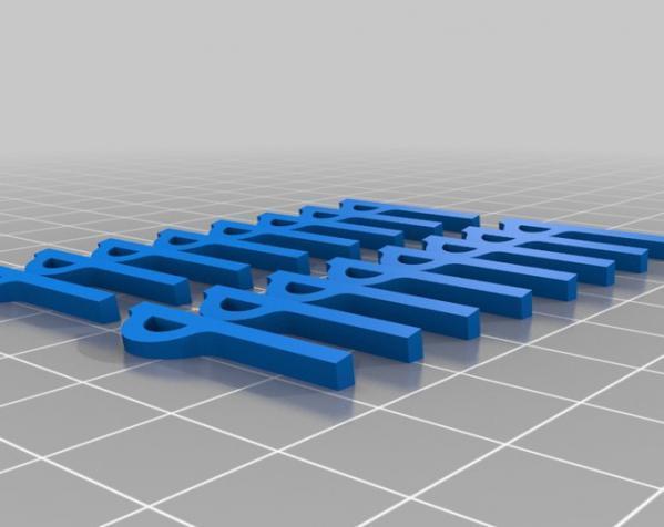 模块化珠宝设计系统 3D模型  图1