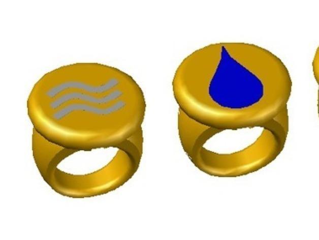 模块化珠宝设计系统 3D模型  图8