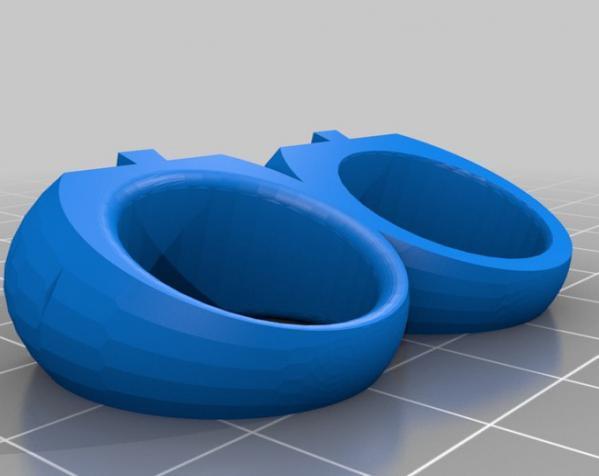模块化珠宝设计系统 3D模型  图13