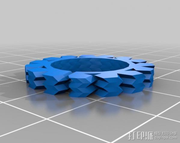 耳环/花瓶/手镯 3D模型  图7