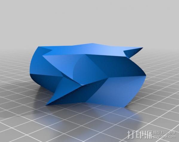 耳环/花瓶/手镯 3D模型  图9