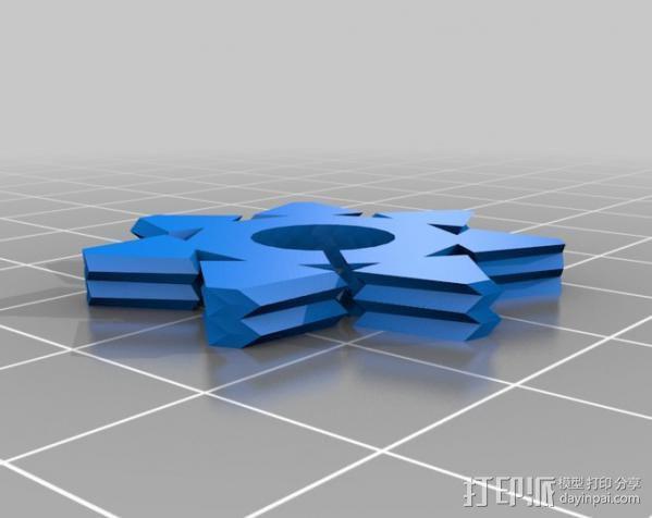 耳环/花瓶/手镯 3D模型  图8