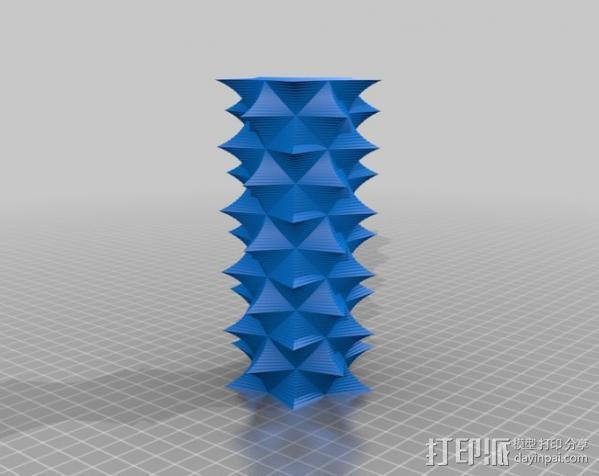 耳环/花瓶/手镯 3D模型  图10