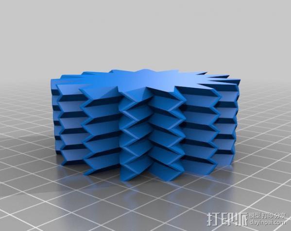 耳环/花瓶/手镯 3D模型  图11