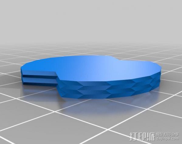 耳环/花瓶/手镯 3D模型  图12