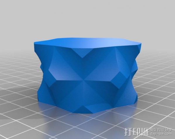 耳环/花瓶/手镯 3D模型  图13