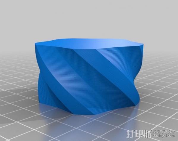 耳环/花瓶/手镯 3D模型  图15