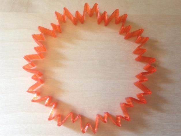 定制化POW手环 3D模型  图1