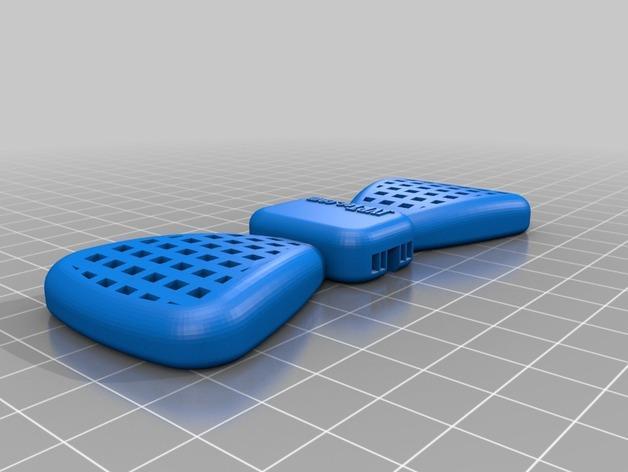 JVPTec领结 3D模型  图3