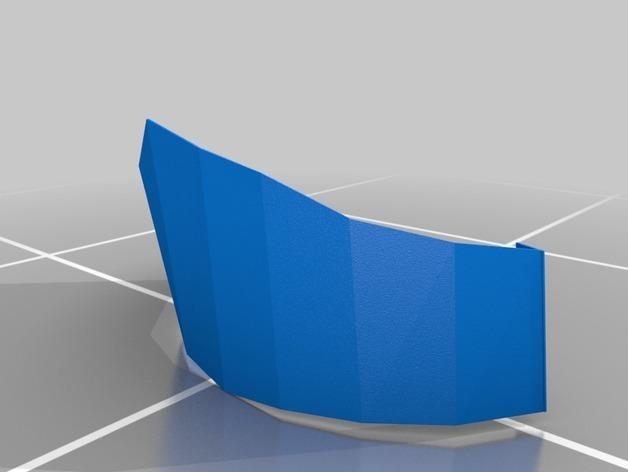暗黑之魂 骑士头盔 3D模型  图5