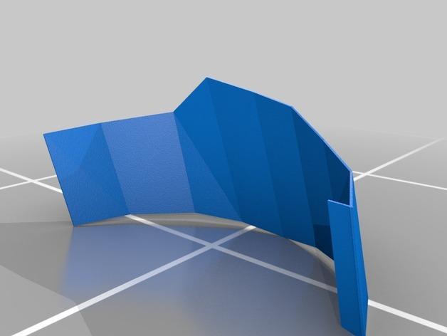 暗黑之魂 骑士头盔 3D模型  图6