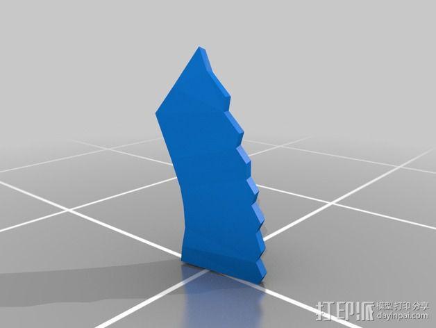暗黑之魂 骑士头盔 3D模型  图16