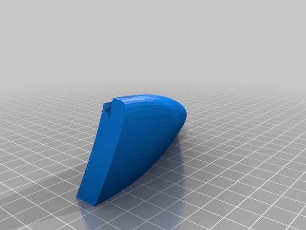 《帝国时代》士兵面具 3D模型  图9