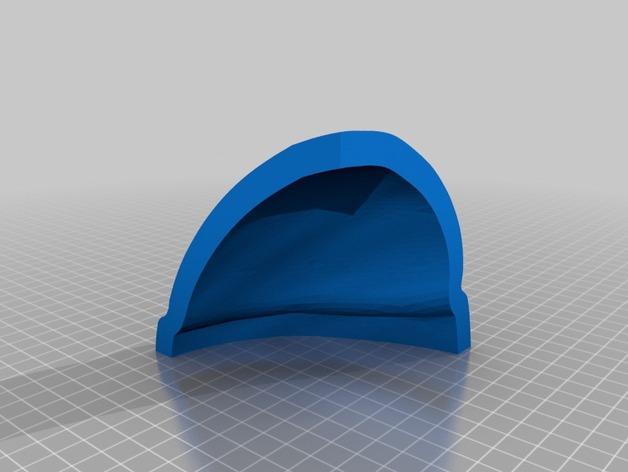 《帝国时代》士兵面具 3D模型  图16