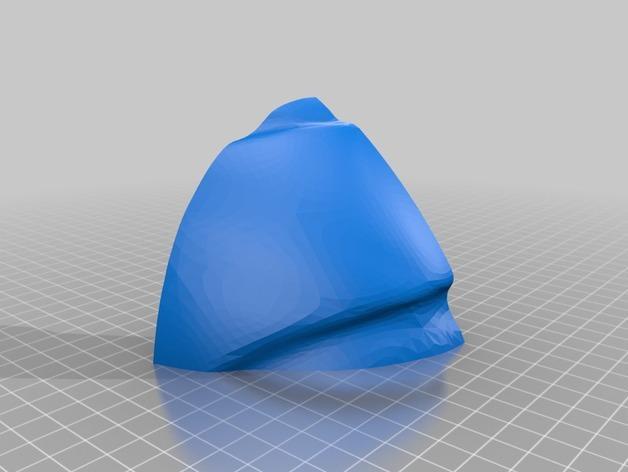《帝国时代》士兵面具 3D模型  图32