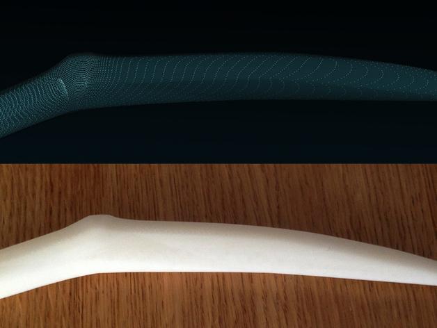 女巫新娘cosplay 爪子 3D模型  图3