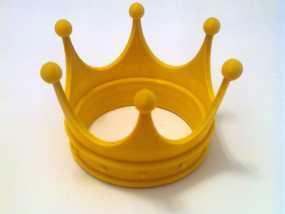王冠 3D模型