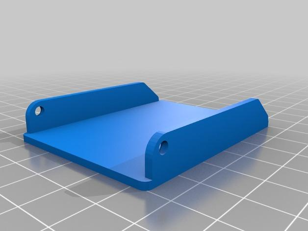 LED发光皮带扣 3D模型  图5