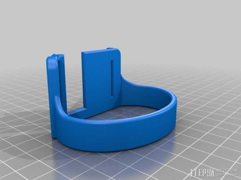 IpodNano手表腕带 3D模型  图1