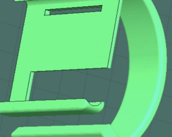 IpodNano手表腕带 3D模型  图6