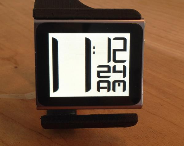 IpodNano手表腕带 3D模型  图8