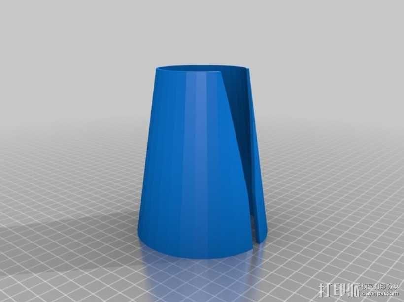 皇冠和手镯 3D模型  图2