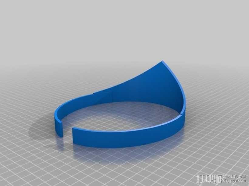 皇冠和手镯 3D模型  图4