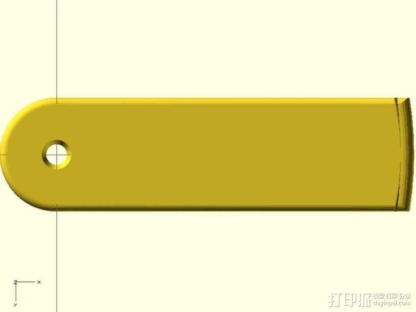 迷你卡片收纳盒 3D模型  图11