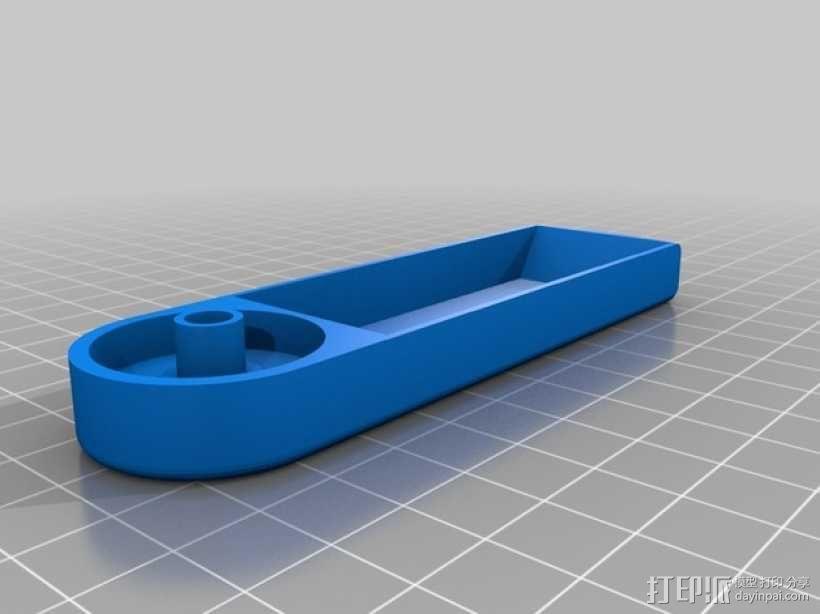 迷你卡片收纳盒 3D模型  图13