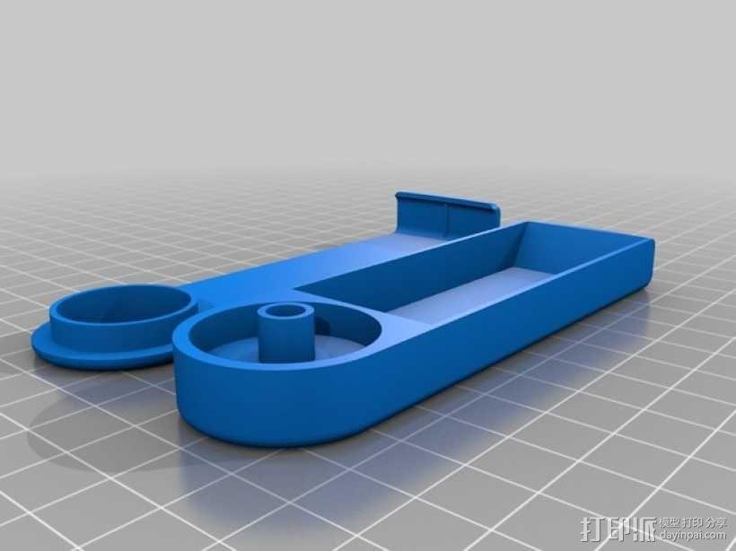 迷你卡片收纳盒 3D模型  图15