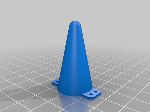 朋克风铆钉配饰 3D模型  图7