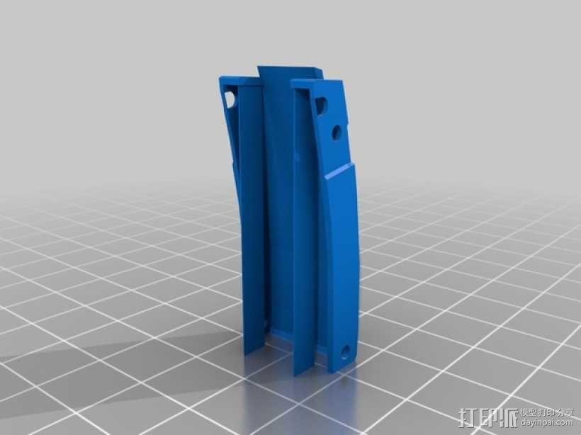 潜水手表 3D模型  图3