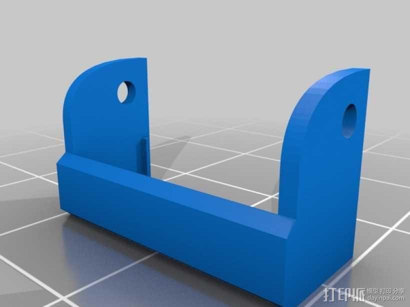 潜水手表 3D模型  图4