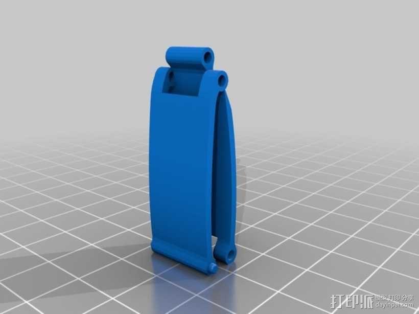 潜水手表 3D模型  图5