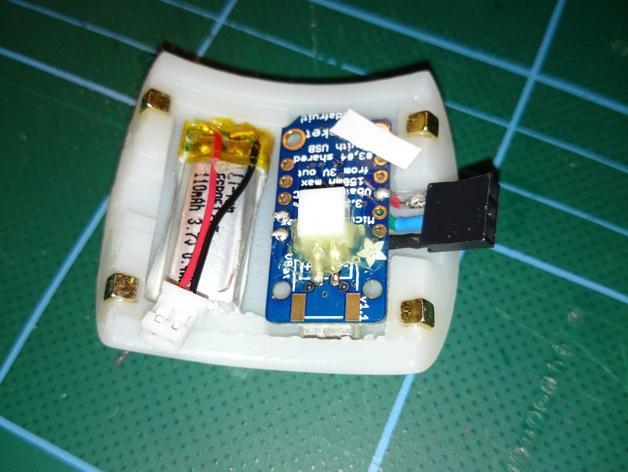 LED发光手镯 3D模型  图9