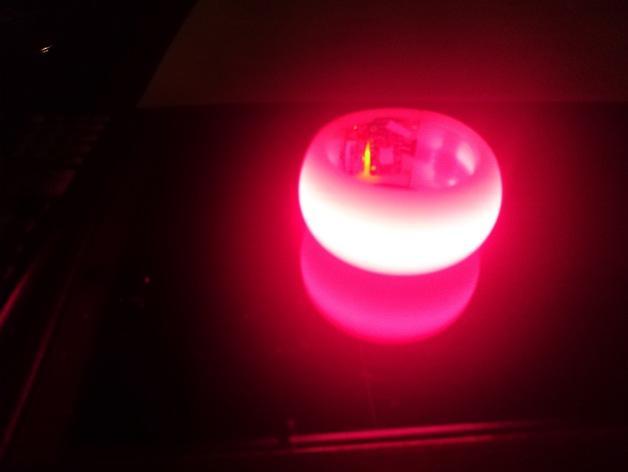 LED发光手镯 3D模型  图6