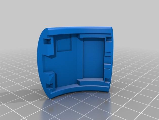 LED发光手镯 3D模型  图11